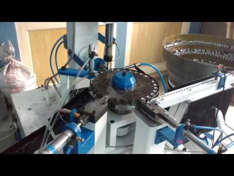 Tapping Machine Automation