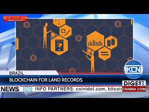 KCN Ubitquity launches blockсhain for land records in Brazil