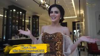 HOW TO BE MISS GRAND INDONESIA 2019