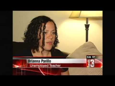 WNYT News - Education Spotlight - Unemployed Teachers