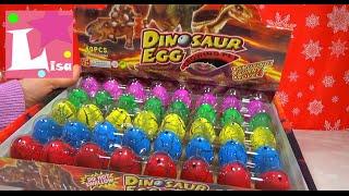 Зростаючі тварини динозаври Яйця динозаврів іграшки Growing dino egg in Growing dinosaur in water