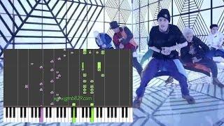 EXO (엑소) - Thunder (Piano)