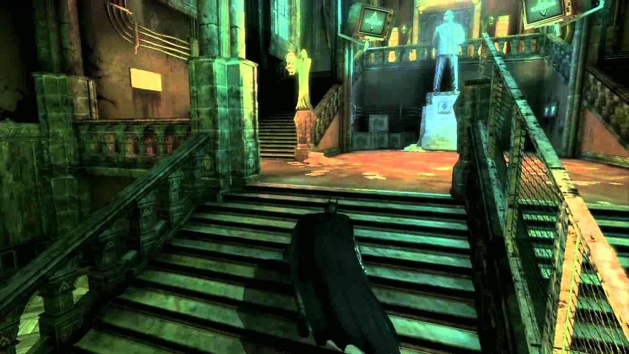 Batman: Arkham Asylum - arkhamcity.fandom.com
