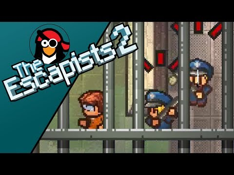 The Escapists 2 Gameplay ▶ Welcome to Solitary, Chump! | Bjorn's Escapists 2 Gameplay