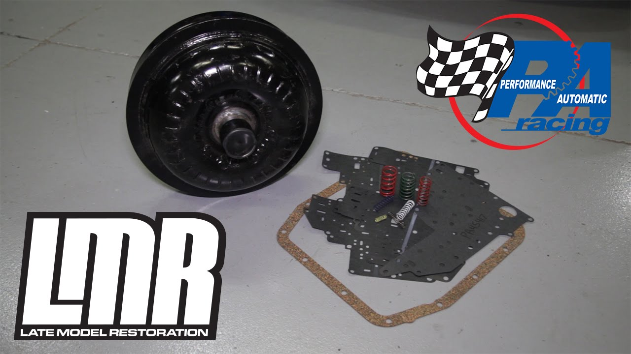 2001-04 Mustang 4R70W Shift Kit by Performance Automatic