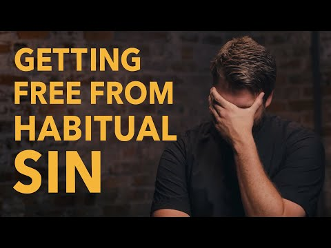 Made for Glory // Getting Free From Habitual Sin