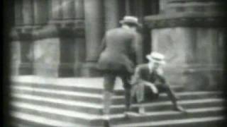 "Babe Ruth gets DTs  in ""The Babe Roy Saga"" lost silent epic - (PROGRAM 2)"