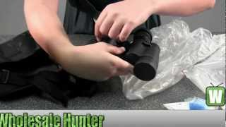 Bushnell Falcon Binoculars 7X35mm Porro Prism 133410 Optics Shooting Hunting Gaming Unboxing