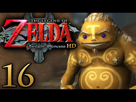 Kräftemessen mit den Goronen #16 THE LEGEND OF ZELDA: TWILIGHT PRINCESS HD