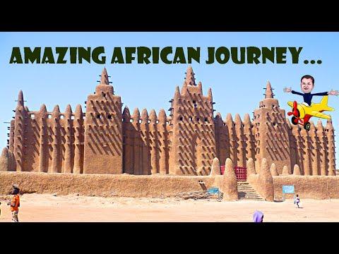 Mali - Mopti to Bamako