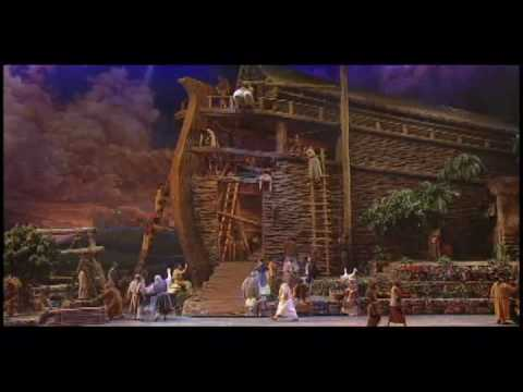 Noah The Musical In Branson Missouri