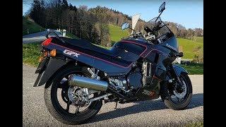 Kawasaki GPX750R - 1989