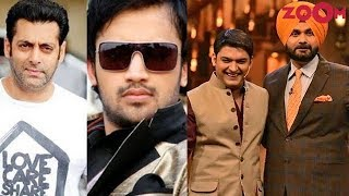 Salman Khan DROPS Atif Aslam from his film | Kapil Sharma BREAKS his silence on Sidhu's exit