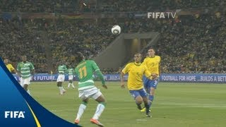 Brazilian class overwhelms Drogba's revenge
