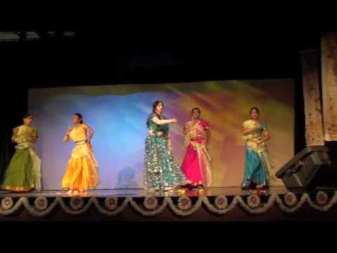 HDBS Durga Puja 2009 Medley Dance & Singing