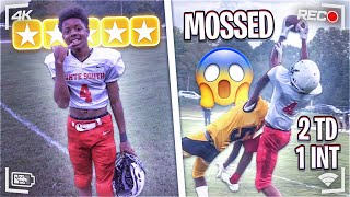Download MY LITTLE BROTHER PLAYED IN HIS 1ST FOOTBALL GAME & WENT CRAZY **BRIGHT FUTURE**