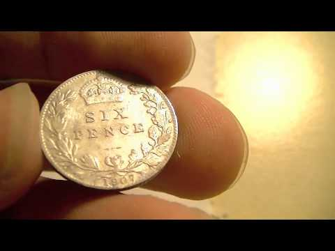 Coin Preservation - Ultra-Sonic Method