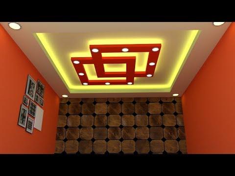Small Bedroom False Ceiling Design 2019 Best Gypsum False Ceiling Designs For Bedroom