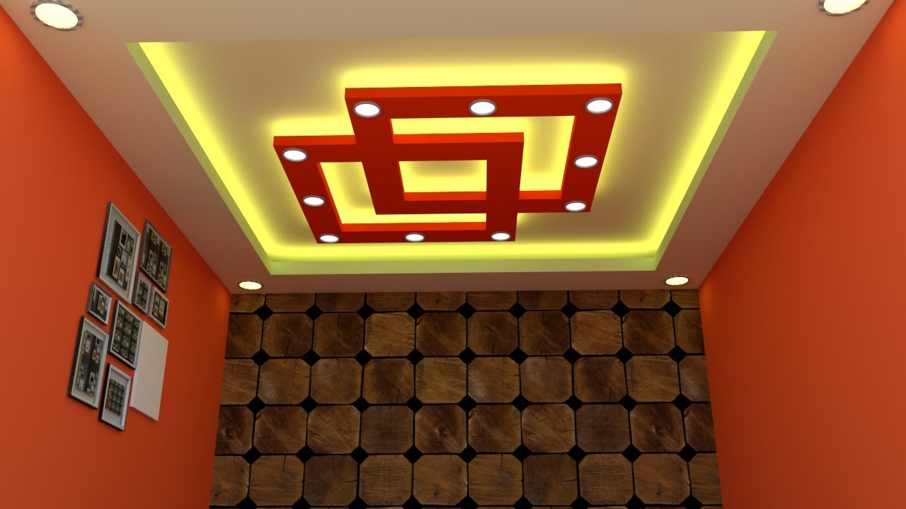 Small Bedroom False Ceiling Design 2019 Best Gypsum False Ceiling