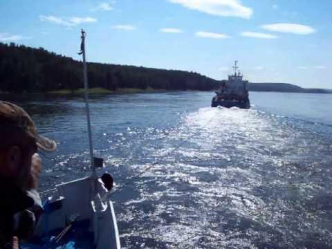 видео: Казачинский порог 1