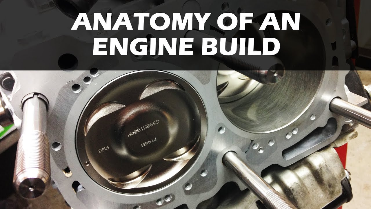 Anatomy Of An Engine Build Youtube