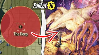 Fallout 76 | What Happens if You Nuke the Baby Interloper? (Fallout 76 Secrets)
