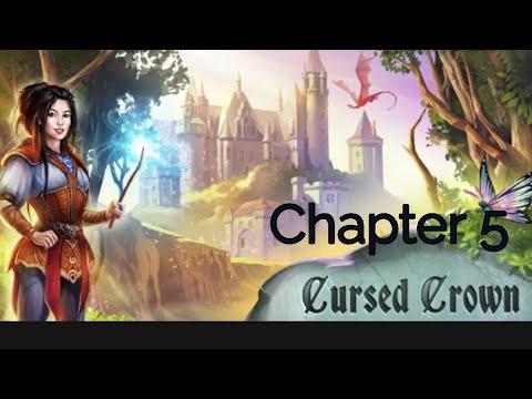 Adventure Escape CURSED CROWN Mysteries Chapter 5 Walkthrough