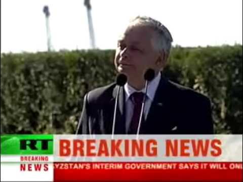Poland President Lech Kaczynski died in plane crash