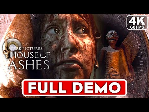 HOUSE OF ASHES Gameplay Walkthrough Part 1 FULL DEMO [4K 60FPS PC ULTRA] - No Commentary