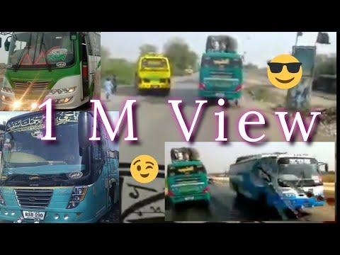 Bala Gujjar Movers Vs Al Tayyab Coach 5190 Tuff Race