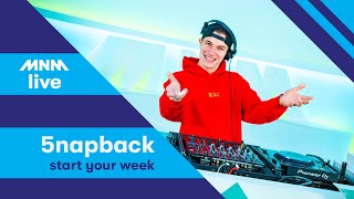 MNM: Start Your Week: DJ 5NAPBACK
