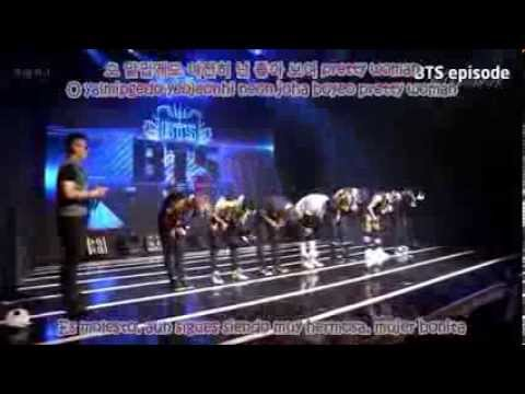 BTS - I like it (좋아요) [Sub español - Romanizacion - Hangul]