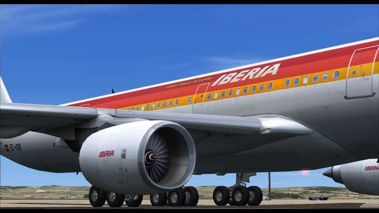 simMarket: TURBINE SOUND STUDIOS - AIRBUS A340 TRENT-500 HD