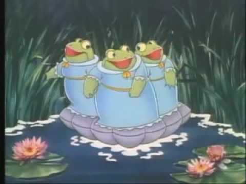 Paul McCartney - Rupert and the frog song.