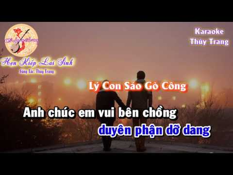 Karaoke vọng cổ - Hẹn Kiếp Lai Sinh ( song ca)