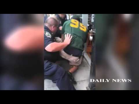 They have let us down: Eric Garner's family criticizes decision not to indict NYPD officer