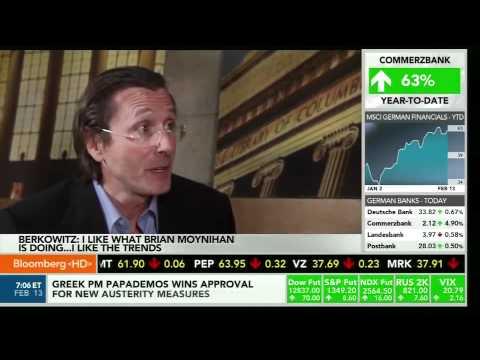 Bruce Berkowitz Likes Bank Of America