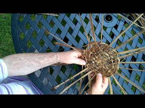 Basket Making(Attempt, Fail) And Cord Making (Success) using Cordyline Leaves