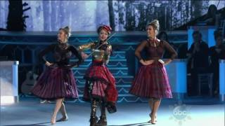 Lindsey Stirling Celtic Carol Cma Country Christmas December 3 2015