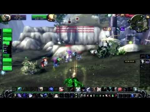 Вар на Бг в Pandawow ( World Of Warcraft Mists Of Pandaria )