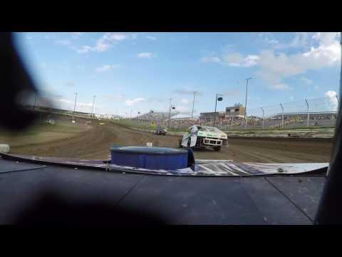 Troy Sanford - Hot Laps - Eagle Raceway - 07 30 16