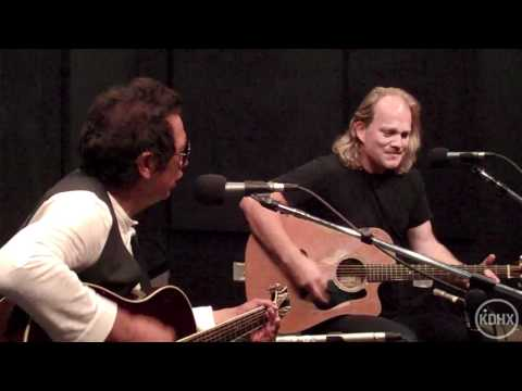 "Alejandro Escovedo ""Anchor"" Live at KDHX 6/5/11"