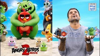 The Angry Birds Movie 2 Review | Jason Sudeikis | Josh Gad | Thurop Van Orman | Selfie Review
