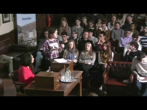 This House Regrets the Rise of Taylor Swift | Emergency Debate | Cambridge Union