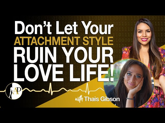 Attachment Theory! How Your Childhood Affects Your Relationships. (A MUST Watch)
