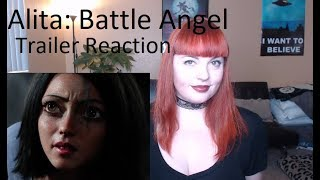 Alita: Battle Angel - Teaser Trailer Reaction and Review