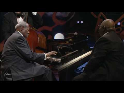 Oscar Peterson and Oliver Jones - Just friends