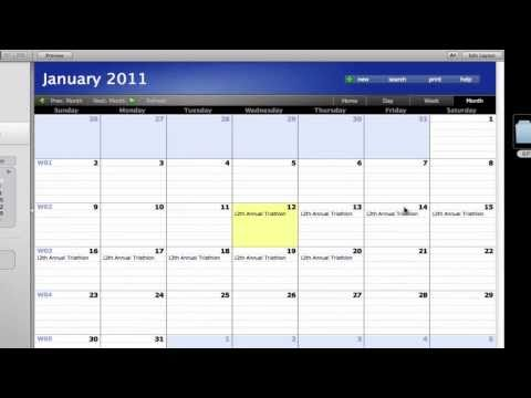Our Free Calendar for FileMaker: Quick Integration
