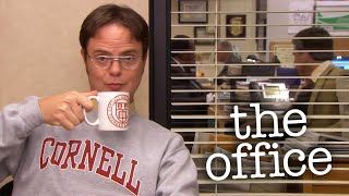 Dwight Loves Cornell - The Office US