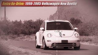 Retro Re-Drive: 1998-2005 Volkswagen New Beetle
